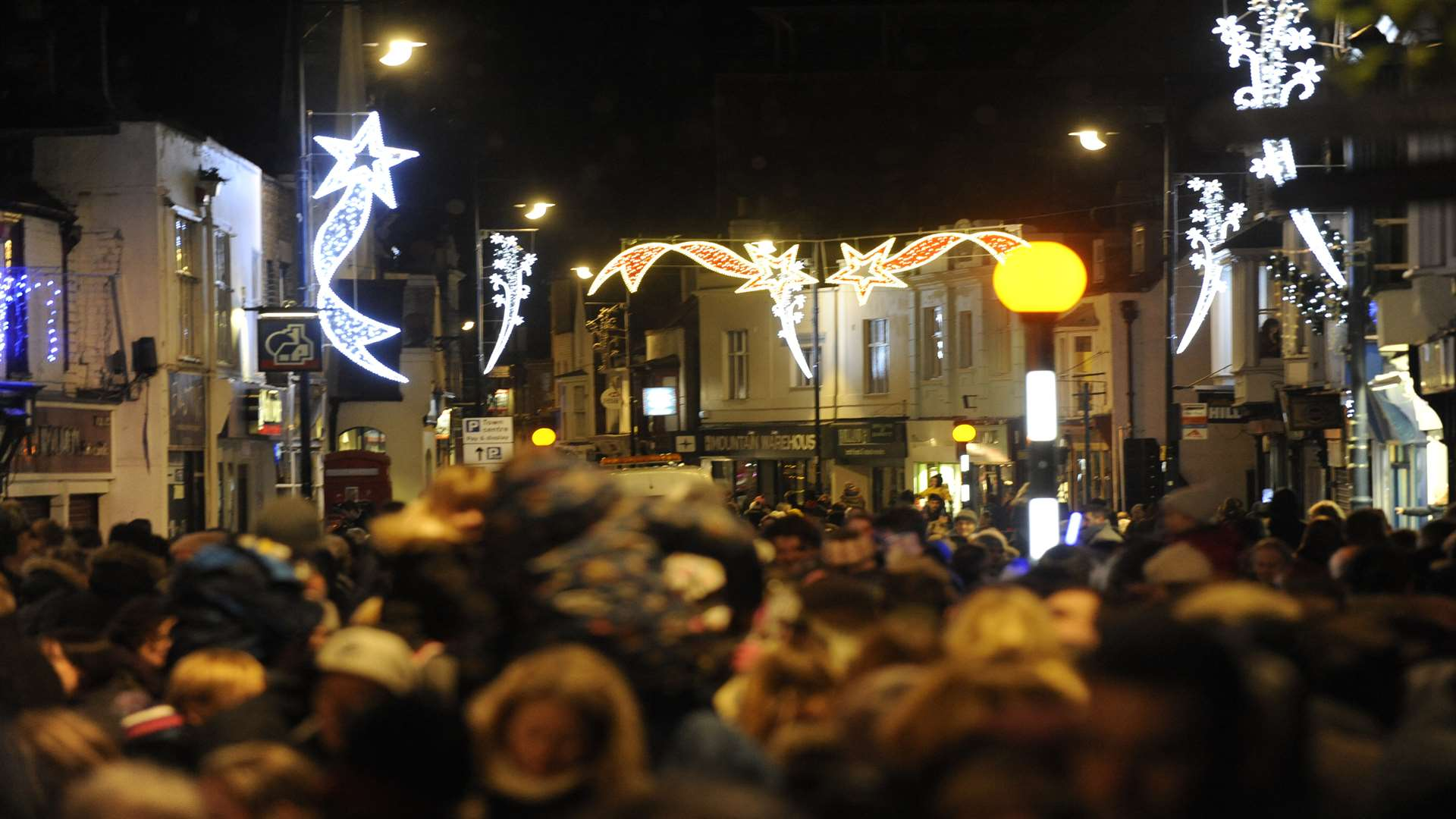 Whitstable set to light up once more this Christmas