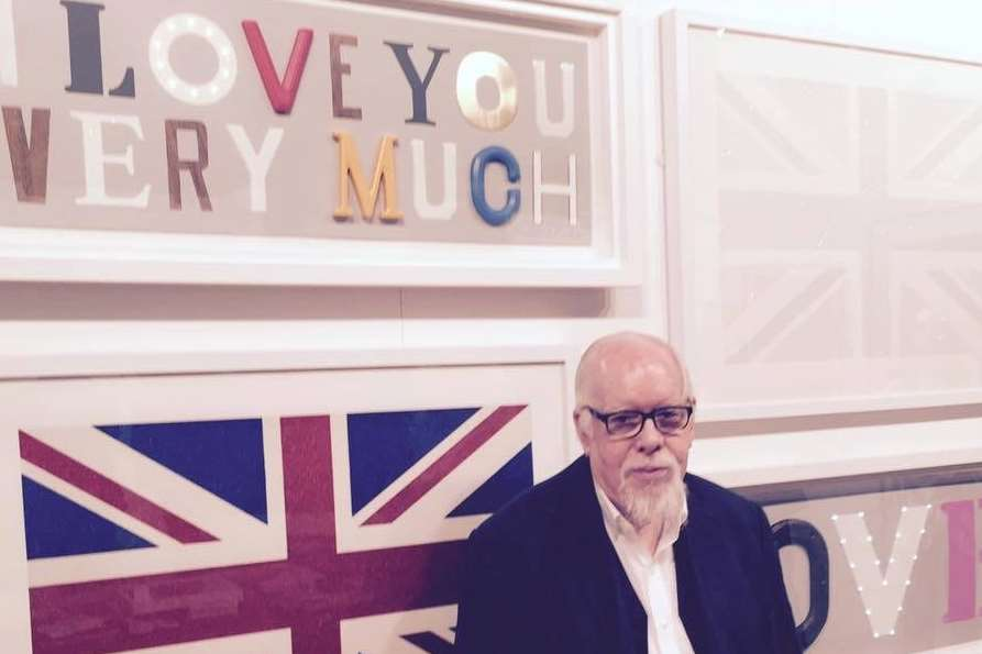 Dartford-born pop artist Peter Blake is exhibiting in Whitstable