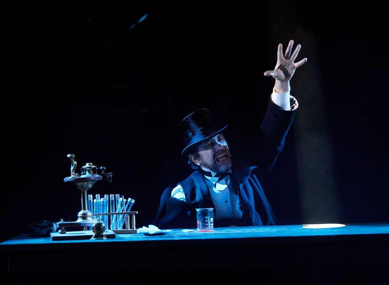Phil Daniels stars in Jekyll & Hyde