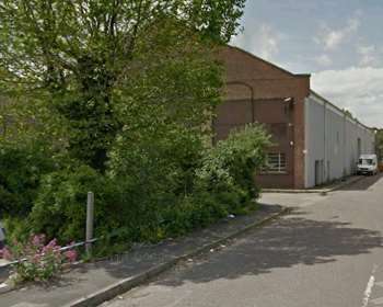 Manor Way Business Park in Swanscombe. Picture: Google Street View