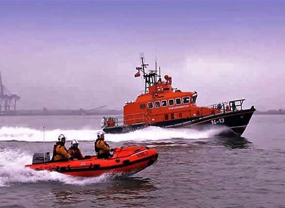 Sheerness Lifeboats. Picture: RNLI