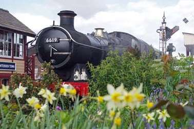 The Kent and East Sussex Railway is running its Kids for a Quid offer over the Easter holidays