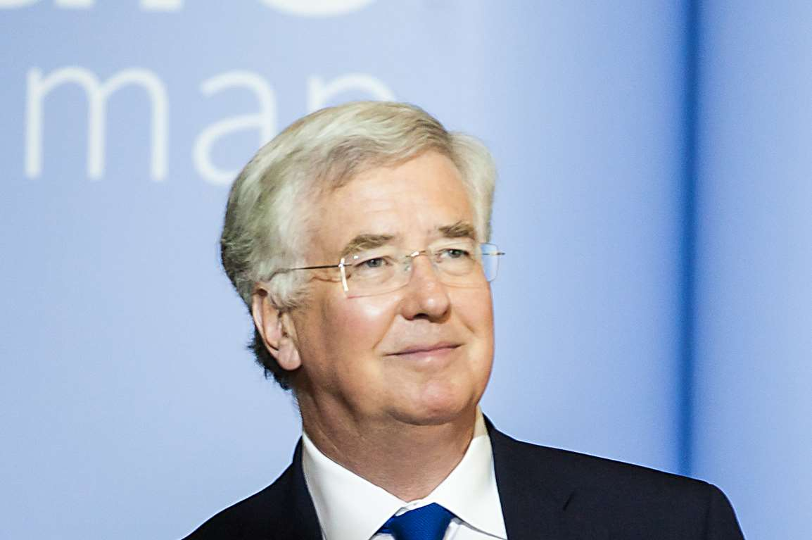 Sevenoaks MP Michael Fallon