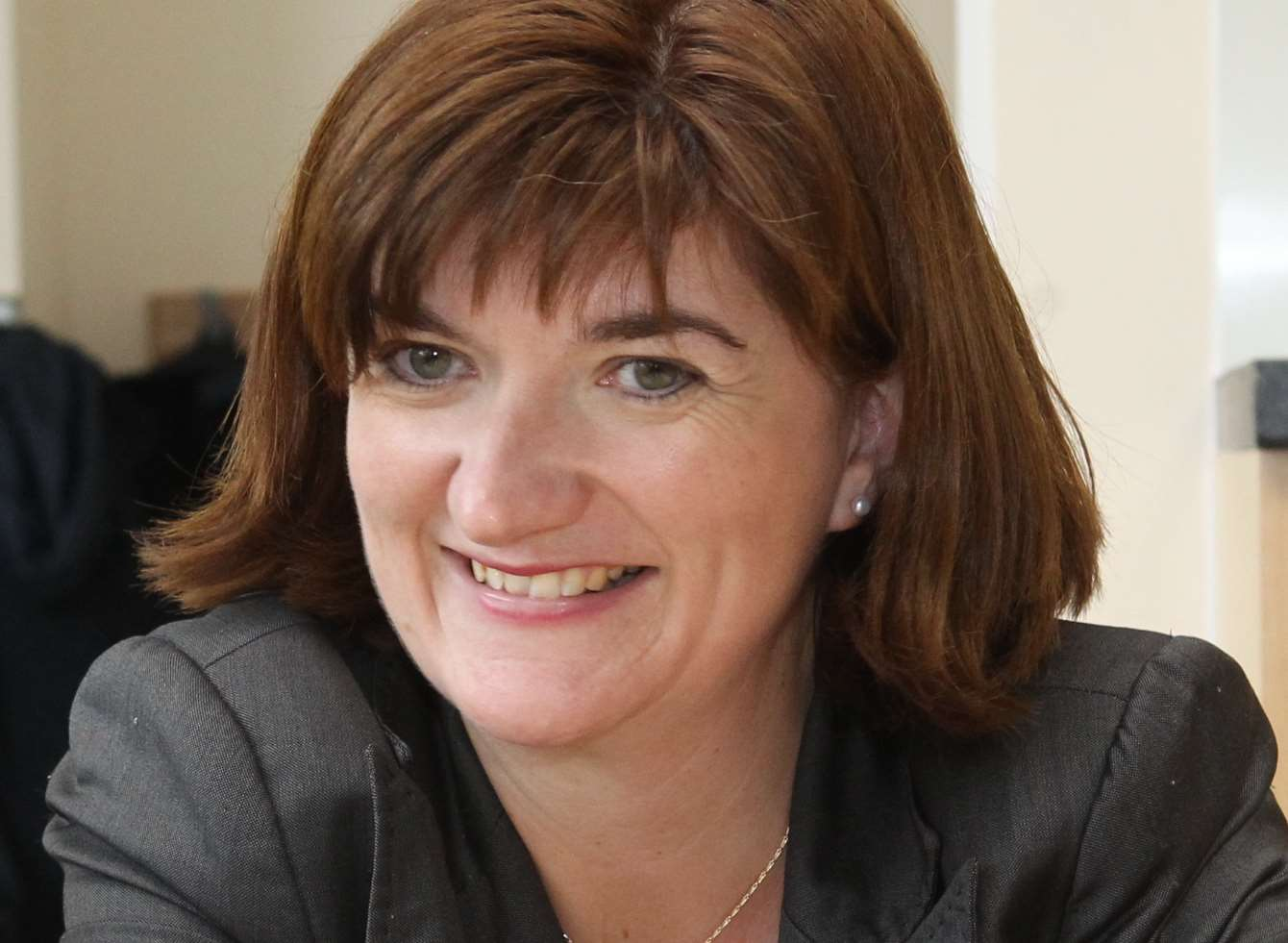 Minister for Women and Equalities Nicky Morgan