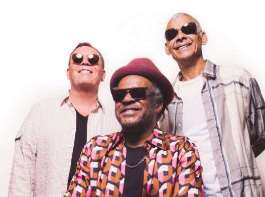 UB40 will be the only ones bringing Red, Red Wine to this year's concert