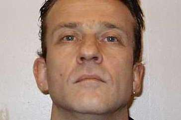 Sean Horsley, 45, was last seen earlier today at HMP Blantyre House, before he failed to attend a roll call