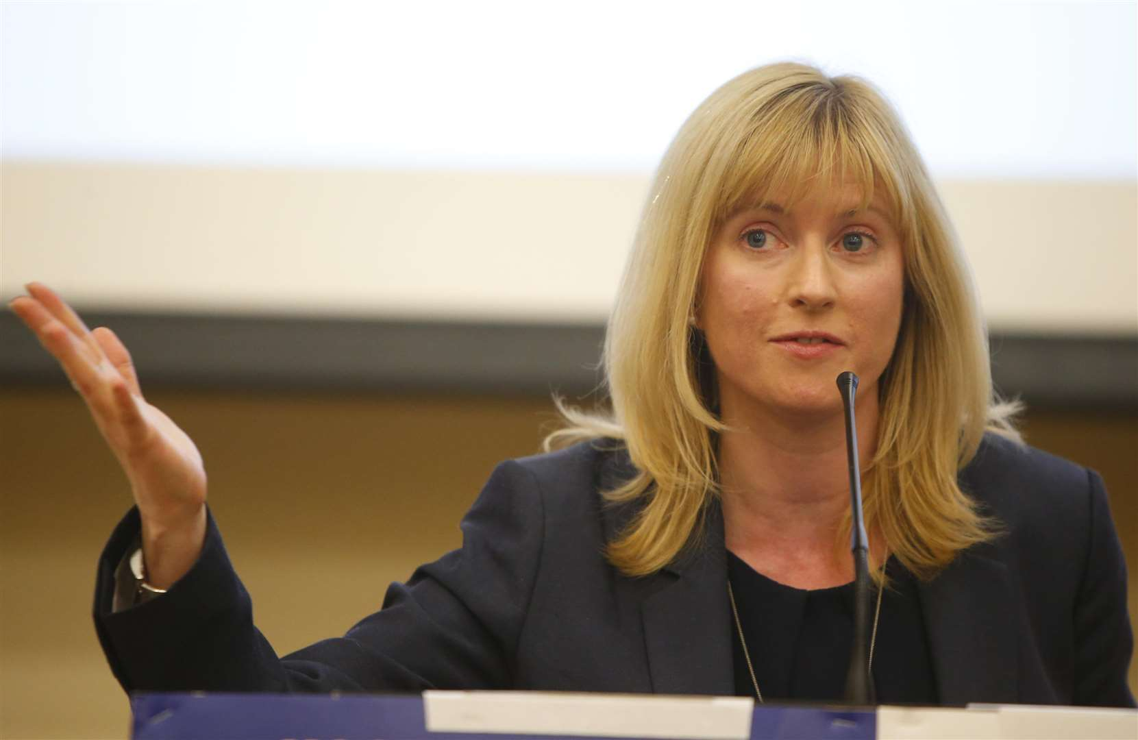 Canterbury and Whitstable MP Rosie Duffield