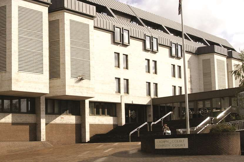 Maidstone Crown Court. Picture: John Wardley