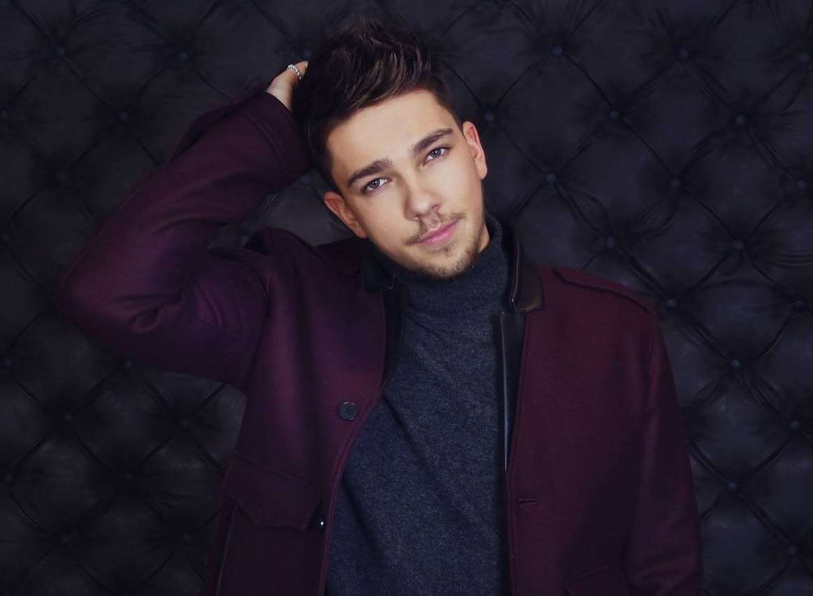 X-Factor winner Matt Terry is headlining the event