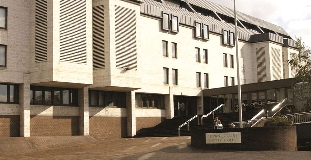 Maidstone Crown Court. Picture John Wardley