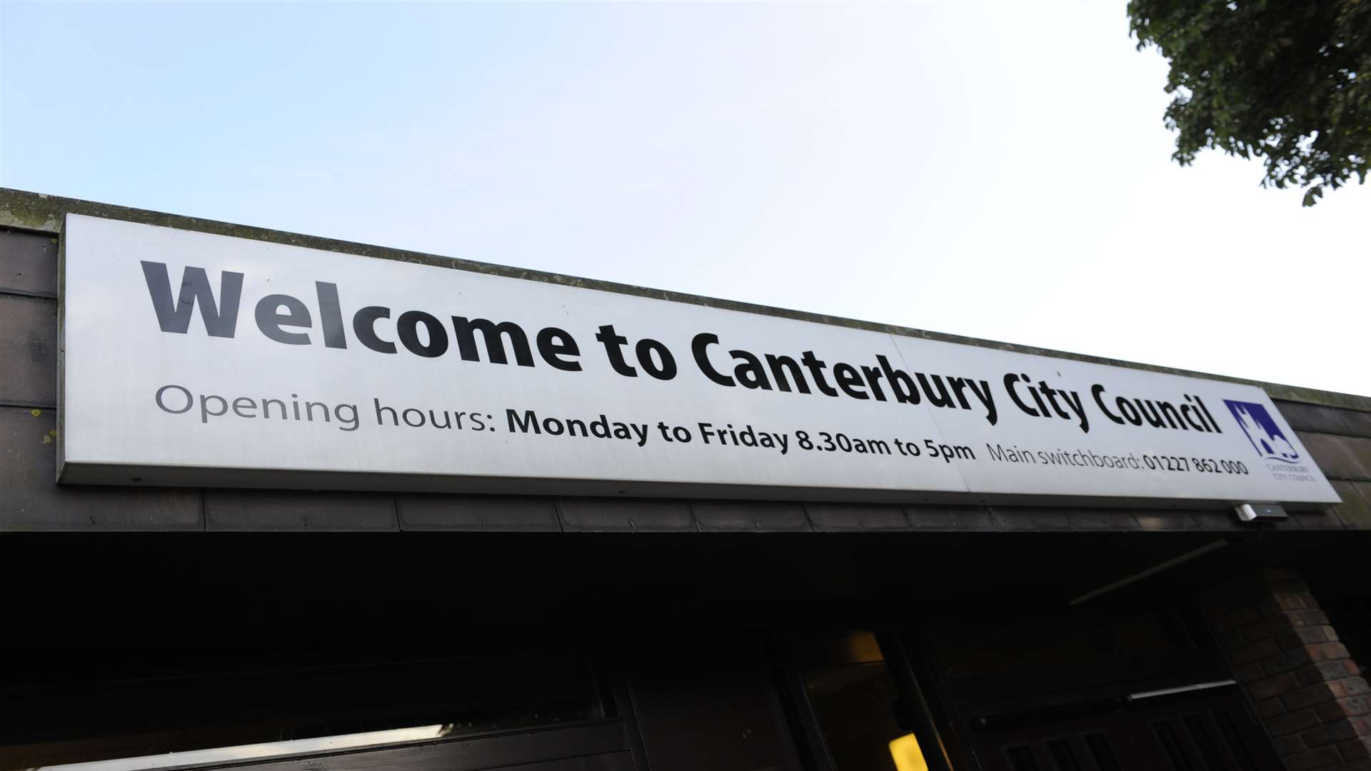 Canterbury council is one of five councils that could join forces. Picture: Tony Flashman
