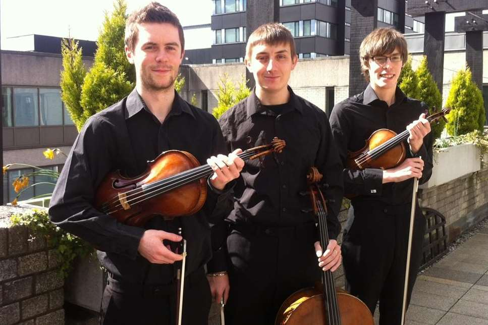 Pether Trio will be performing at the Deal Festival