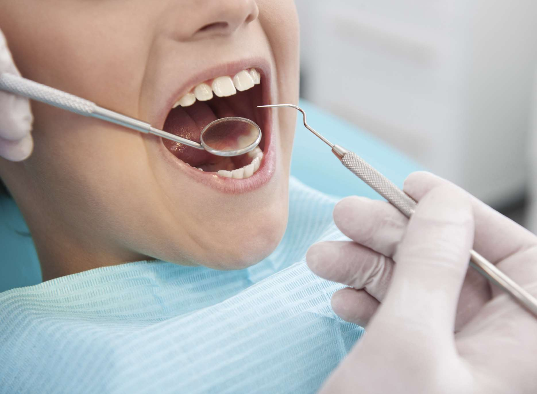 Hundreds of thousands of children failed to see a dentist last year in Kent. Stock image.