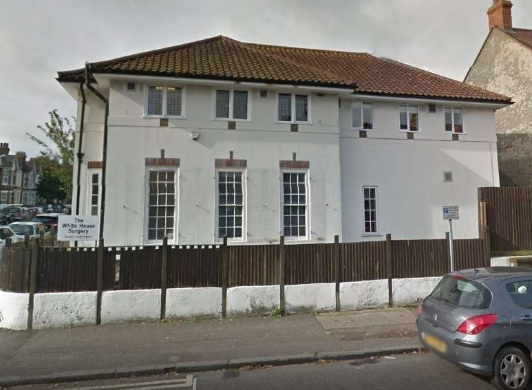 White House surgery in Cheriton, where two GPs have announced their retirement
