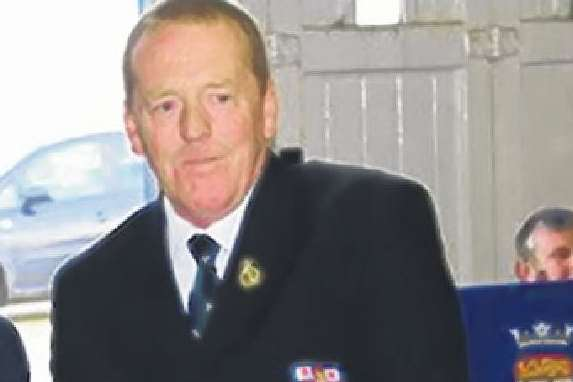 Trevor Bunney, who is based at Dungeness Lifeboat Station