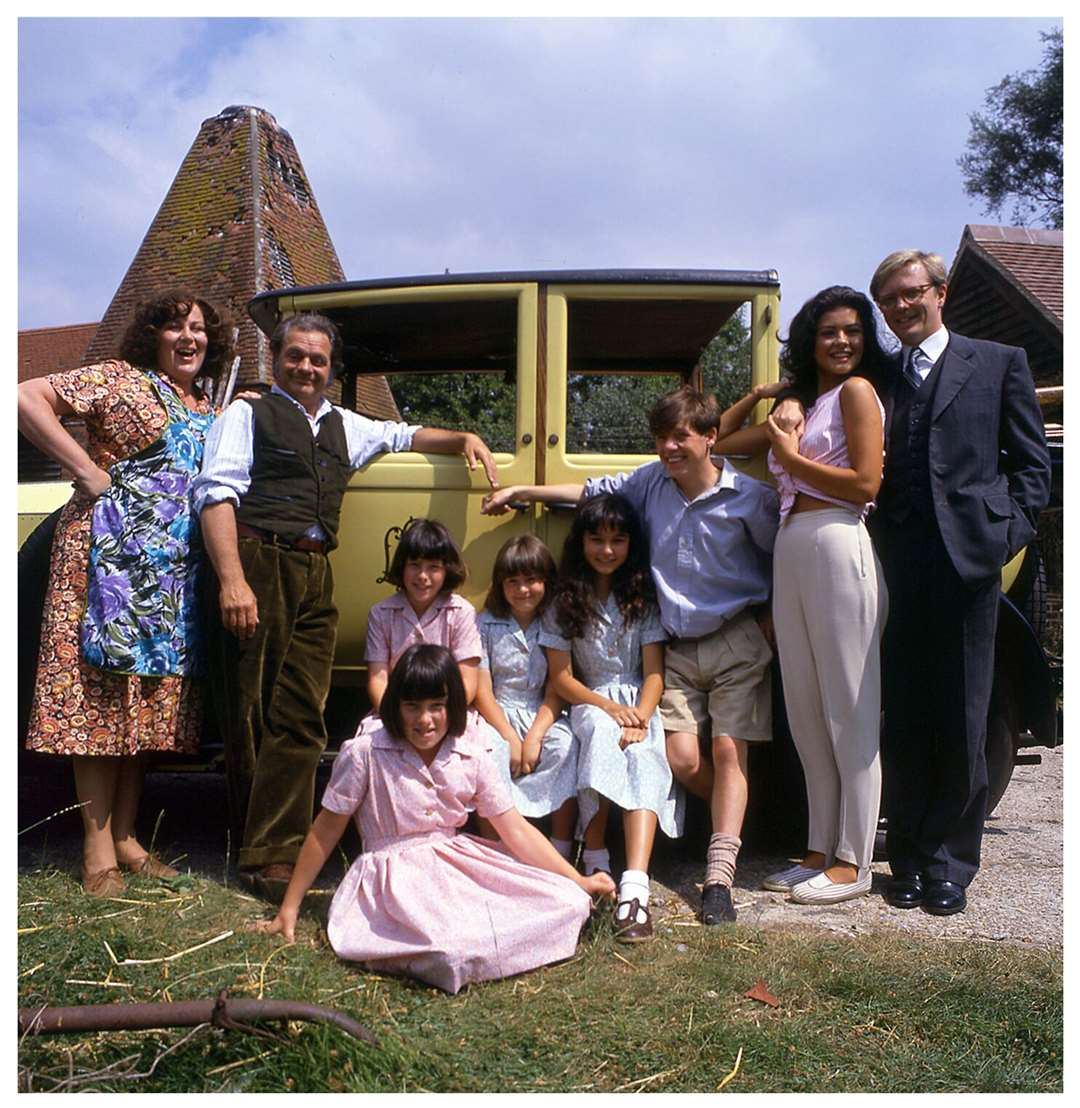 Stars Of The Darling Buds Of May TV Show Return To