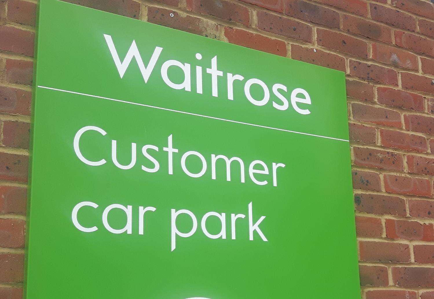 Waitrose Car Park Tonbridge