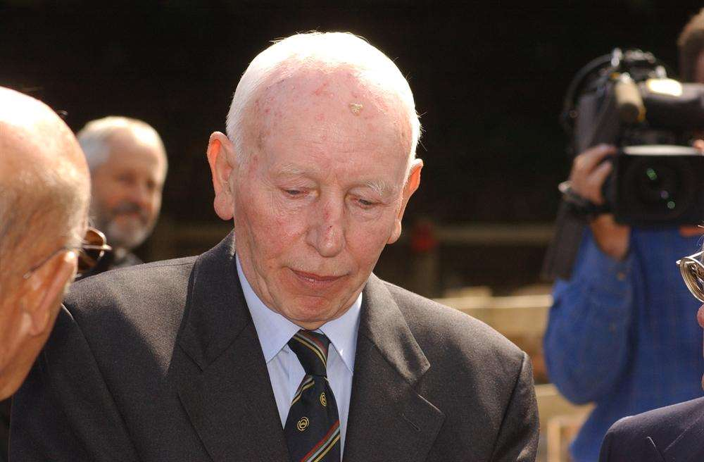 World Champion John Surtees