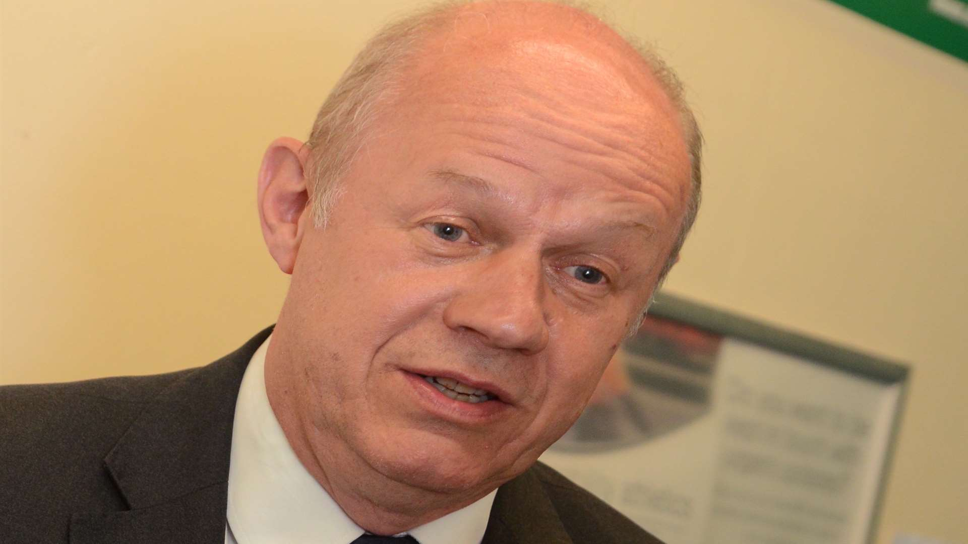Damian Green paid tribute
