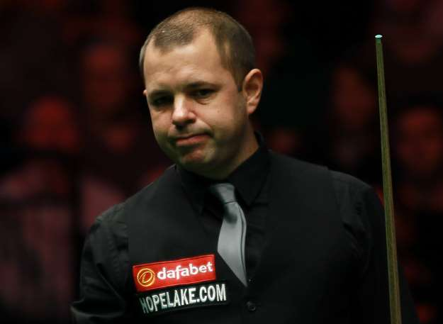 Ditton's Barry Hawkins Picture: World Snooker