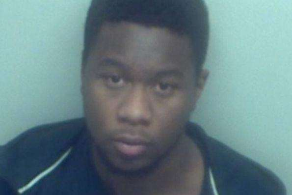 Dujuane Mezu has been jailed for 17 months. Picture: Kent Police