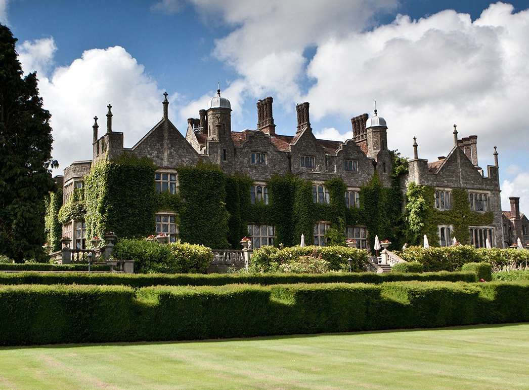 Champneys at Eastwell Manor