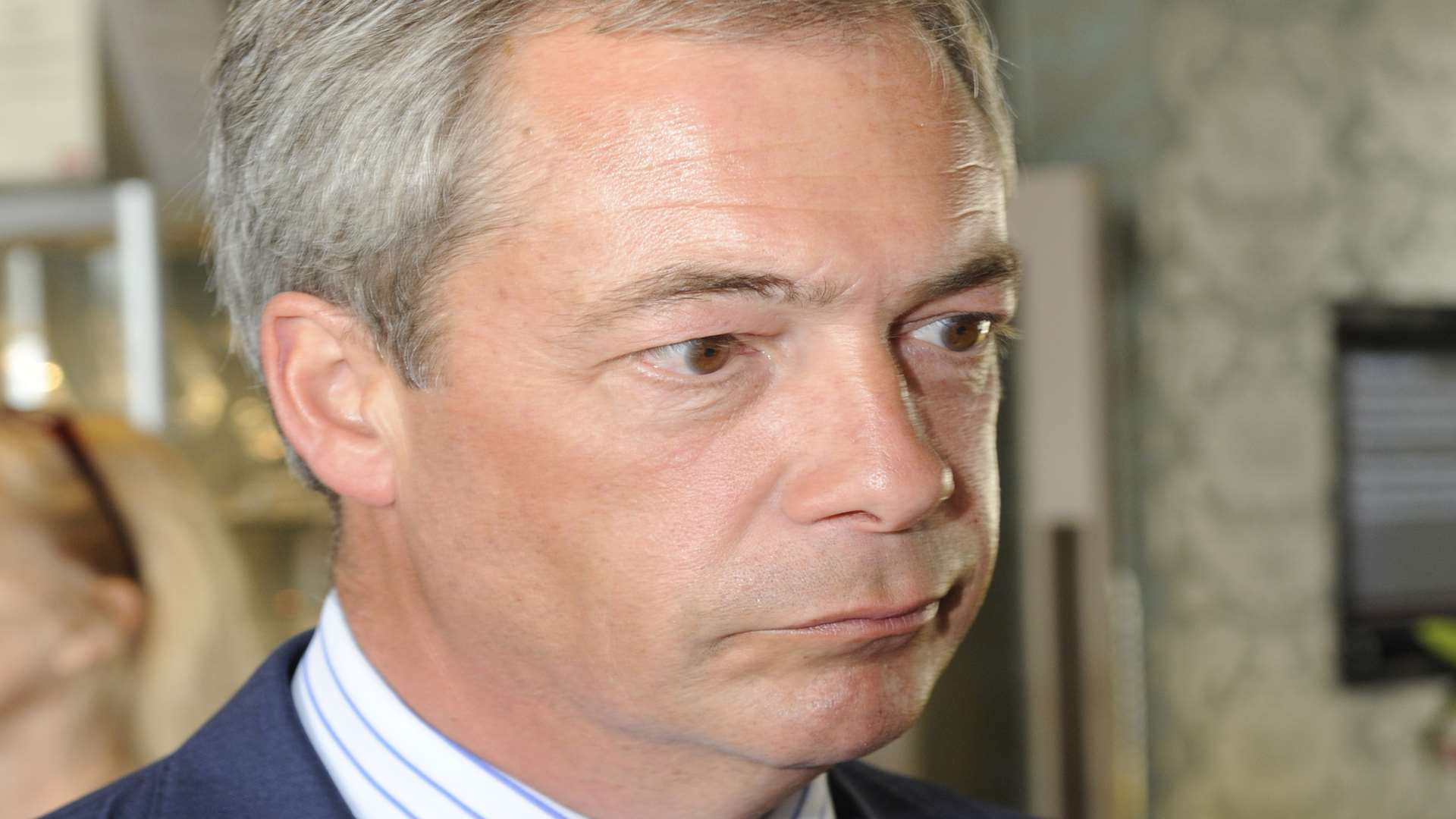 Nigel Farage's visit to Herne Bay was cancelled over security fears