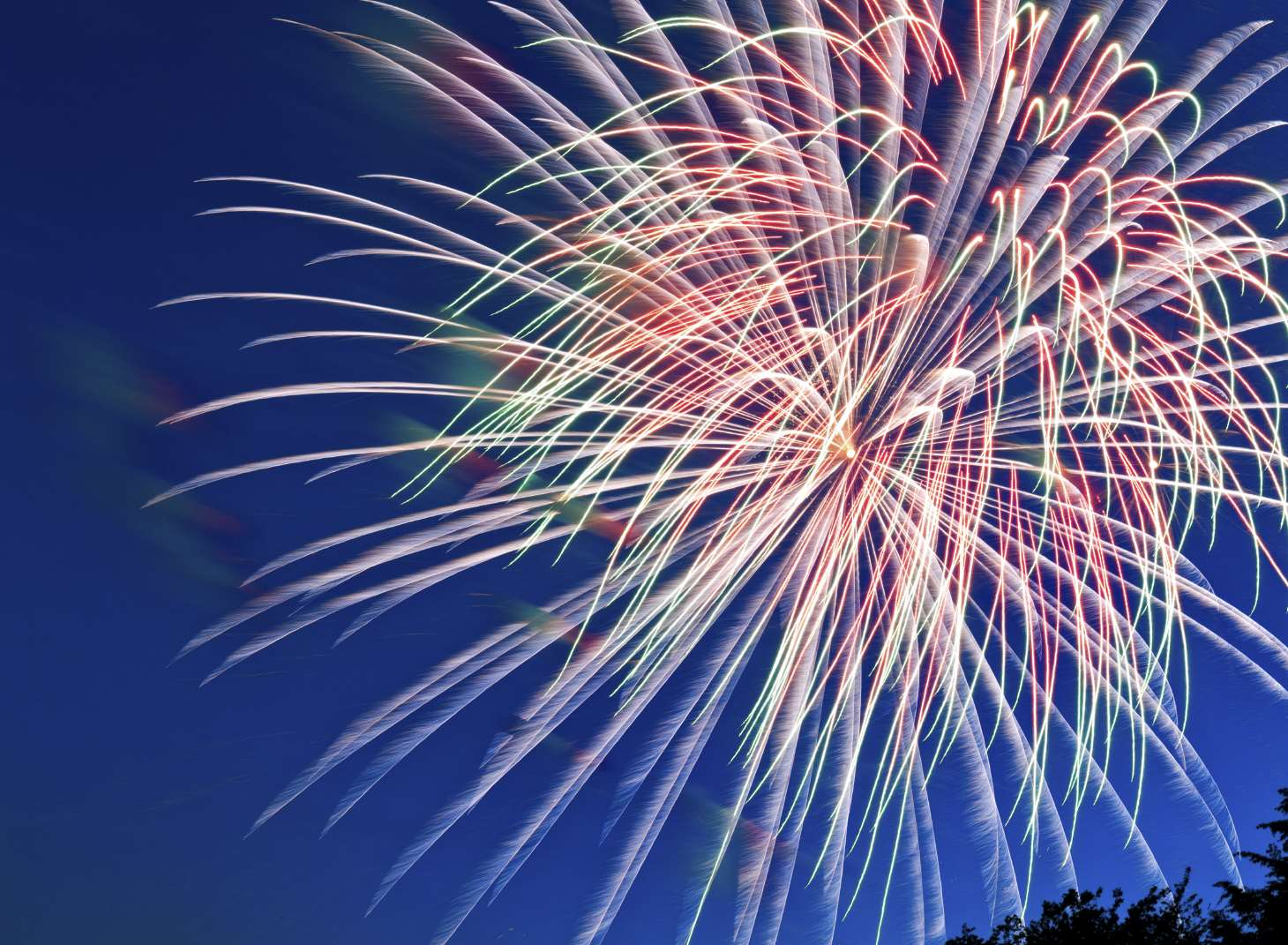 Check out a fireworks display near you