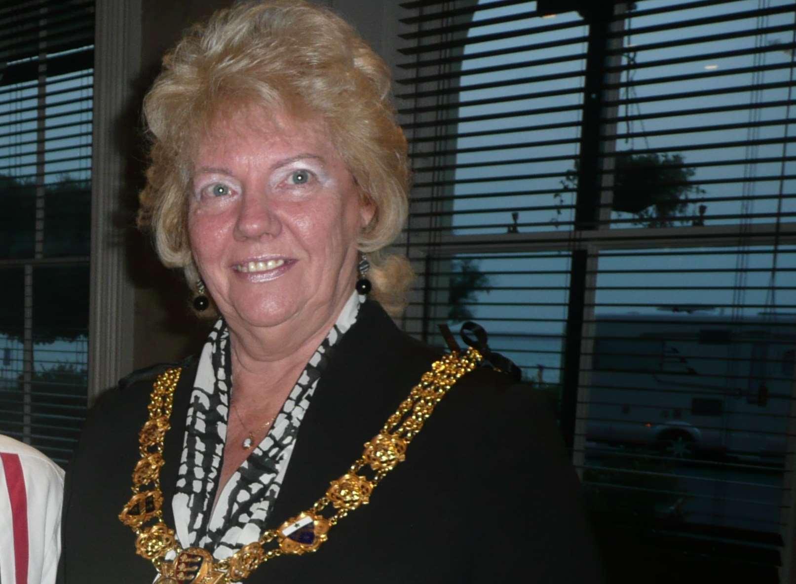 Veronica Quot Ronnie Quot Philpott Twice Mayor Of Dover