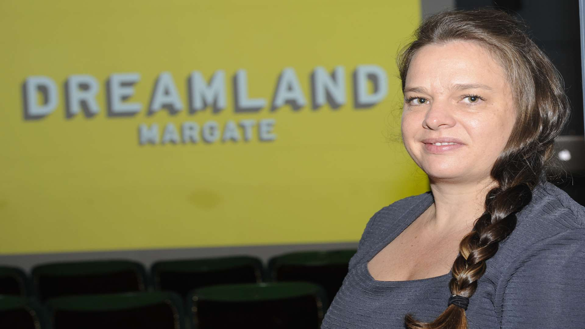 Dreamland chief executive Eddie Kemsley