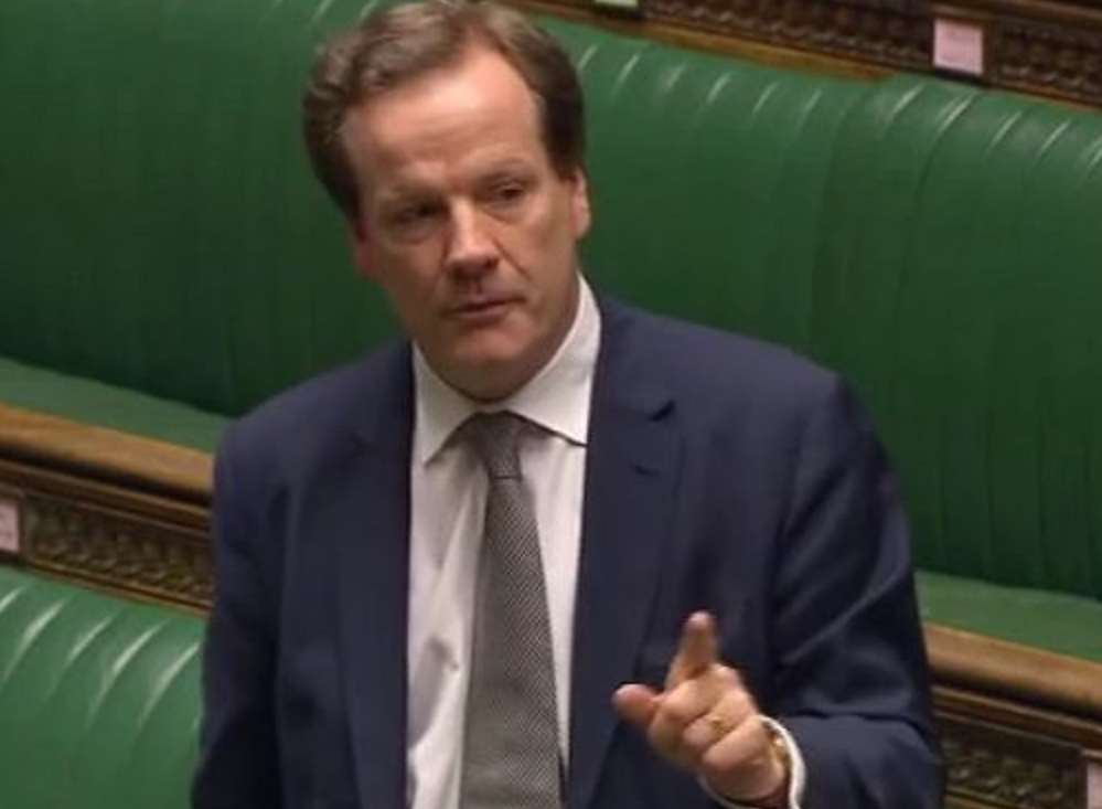 Deal and Dover MP Charlie Elphicke