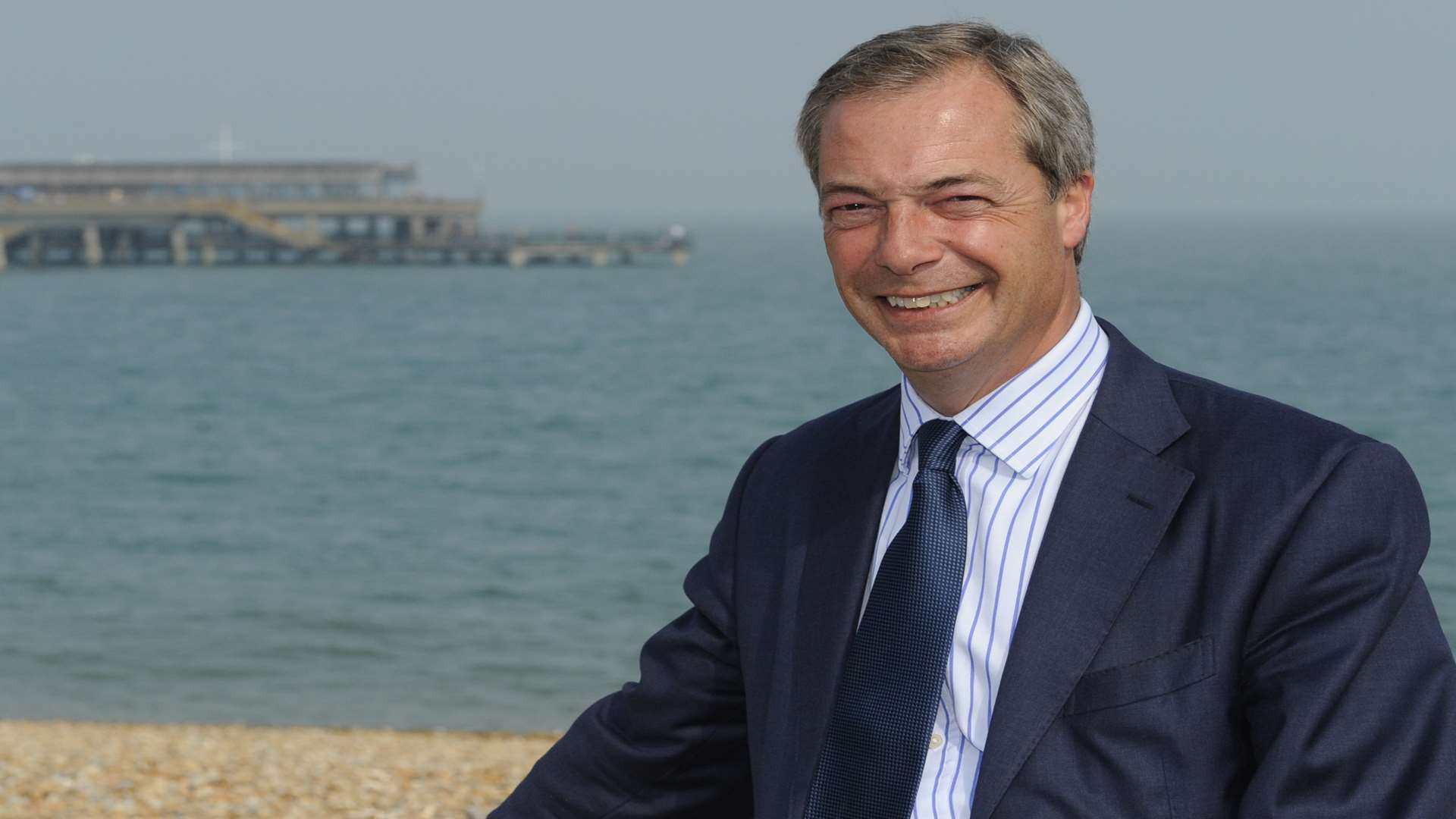 The former UKIP leader has confirmed he won't be standing for the South Thanet seat in June.