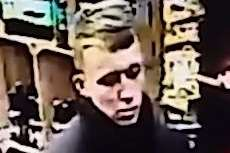 Police would like to speak to this youth to help them with their enquiries after an alleged assault in Deal