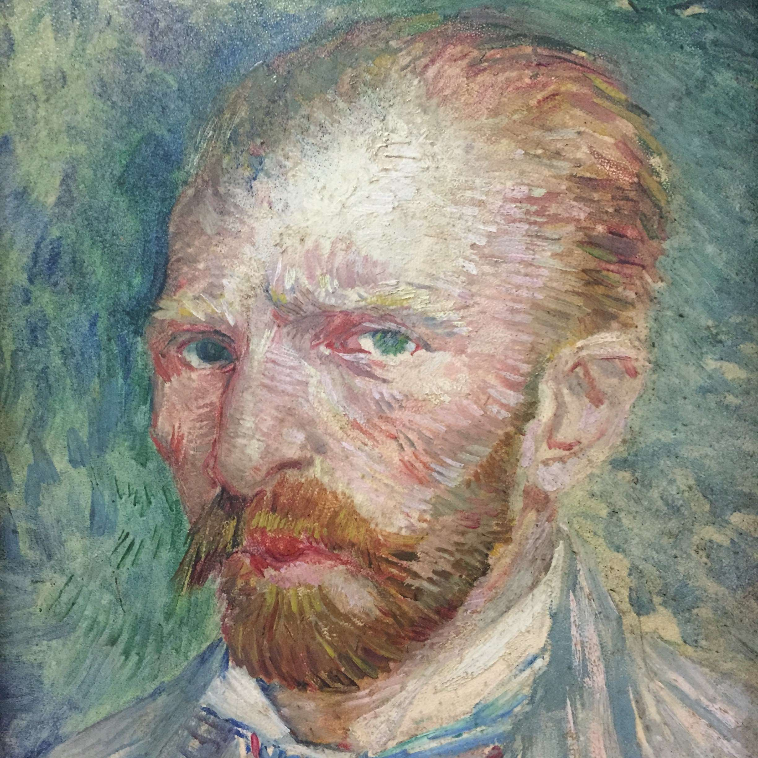 The Kröller-Müller also happens to house the second largest Van Gogh collection in the world
