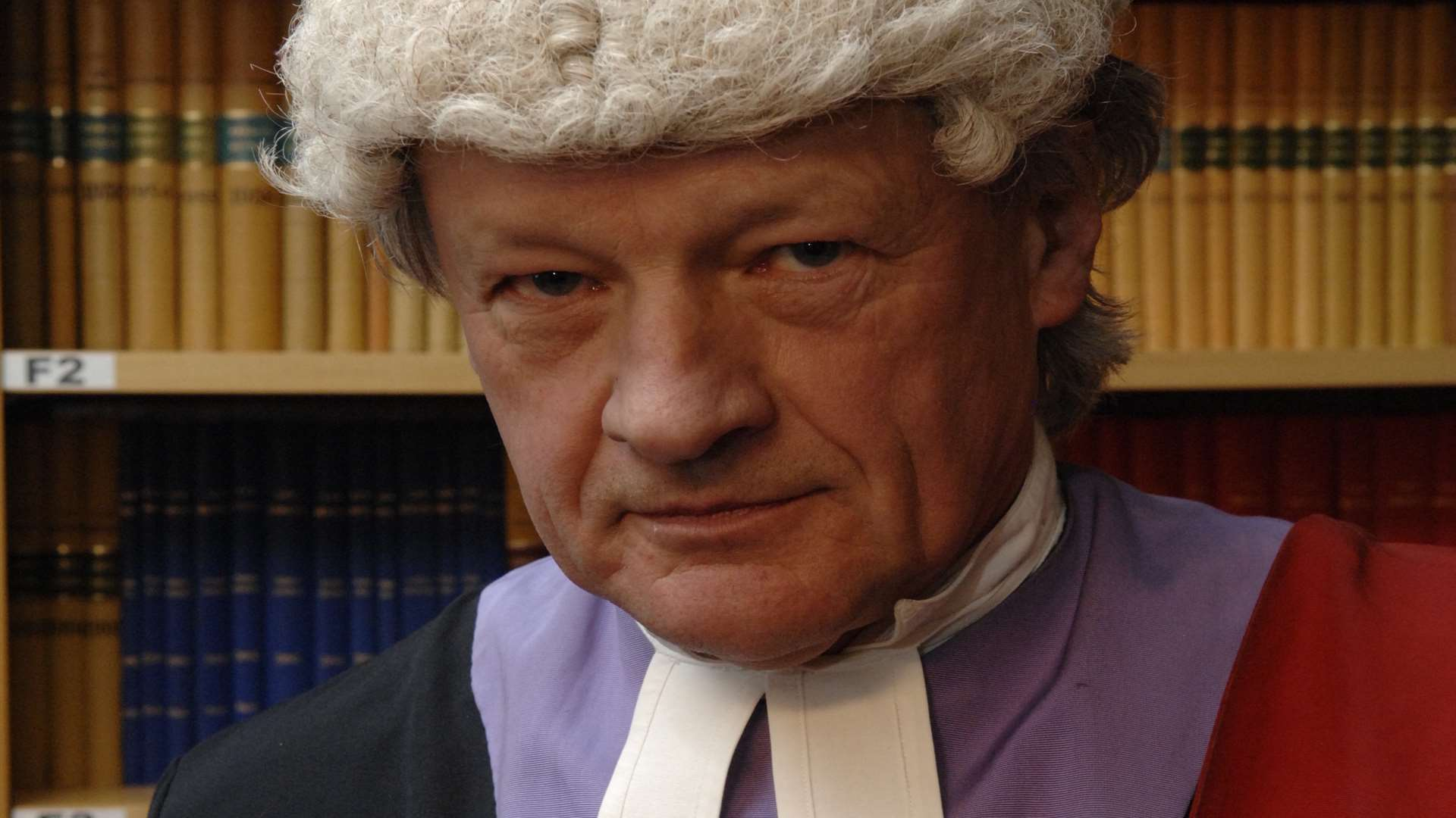 His Honour Judge James O'Mahony.