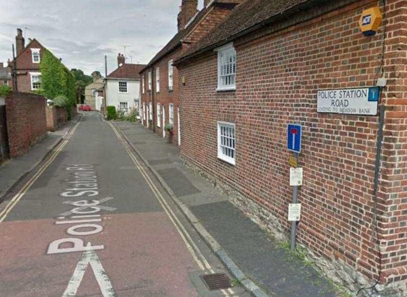 Police Station Road, West Malling