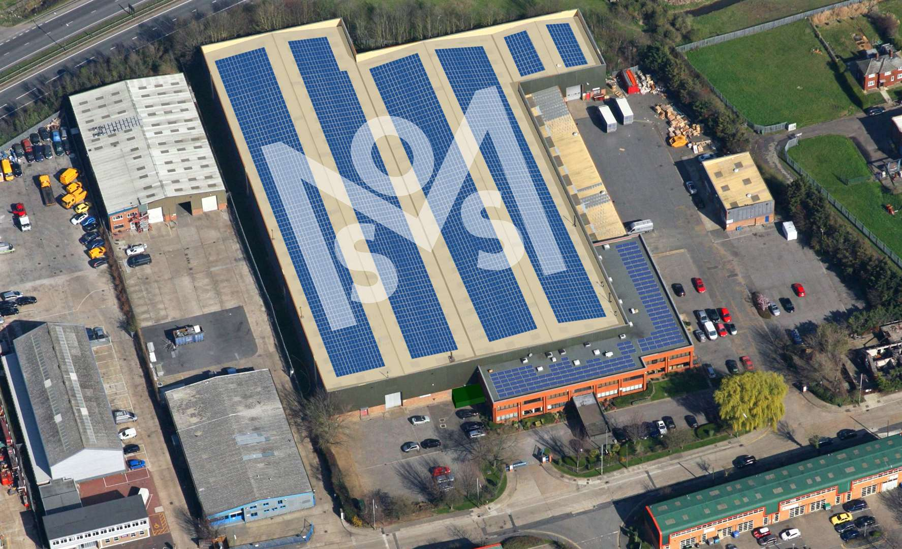 Moss Electrical's headquarters in Dartford