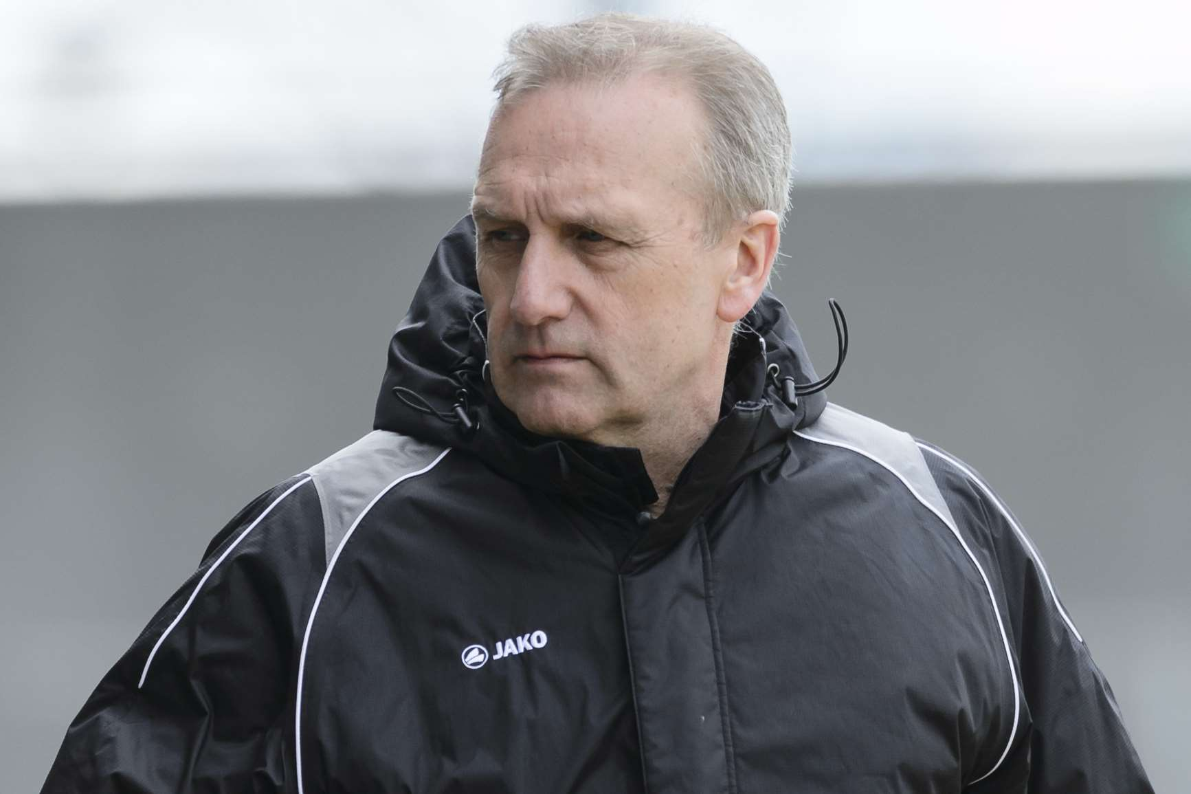 Dartford boss Tony Burman won't let sentiment get in the way on Saturday Picture: Andy Payton