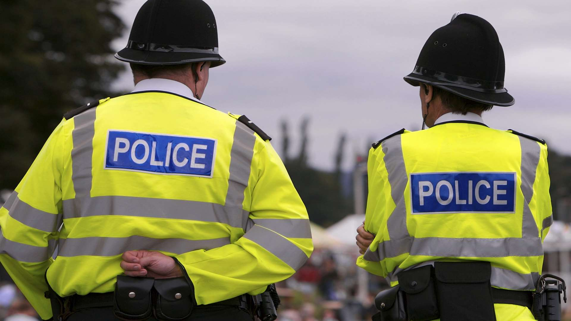 Police officers on the beat. Picture: Thinkstock Image Library.