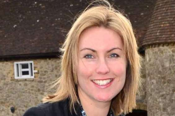 Emily Hirons, general manager of Kent Life