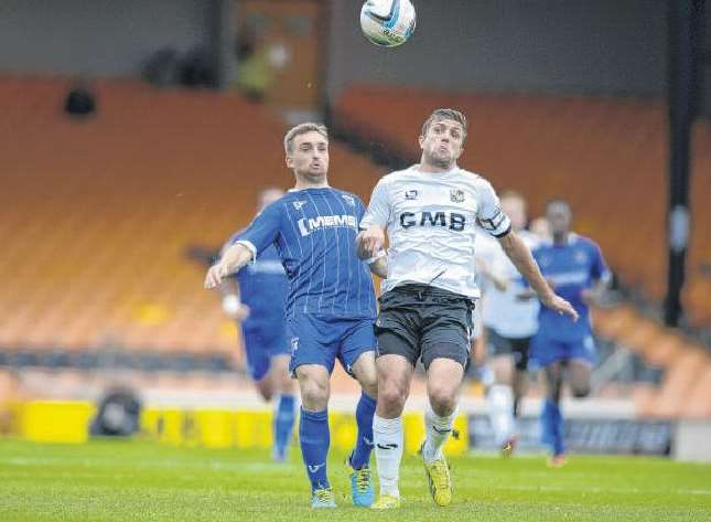 Former Port Vale captain Doug Loft has joined Gillingham