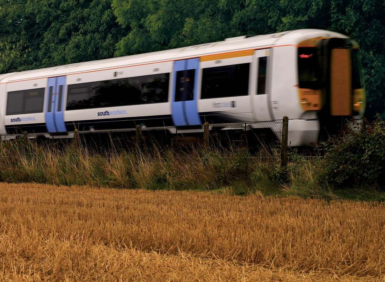 The Stag Maidstone >> Southeastern train services to and from London delayed by ...