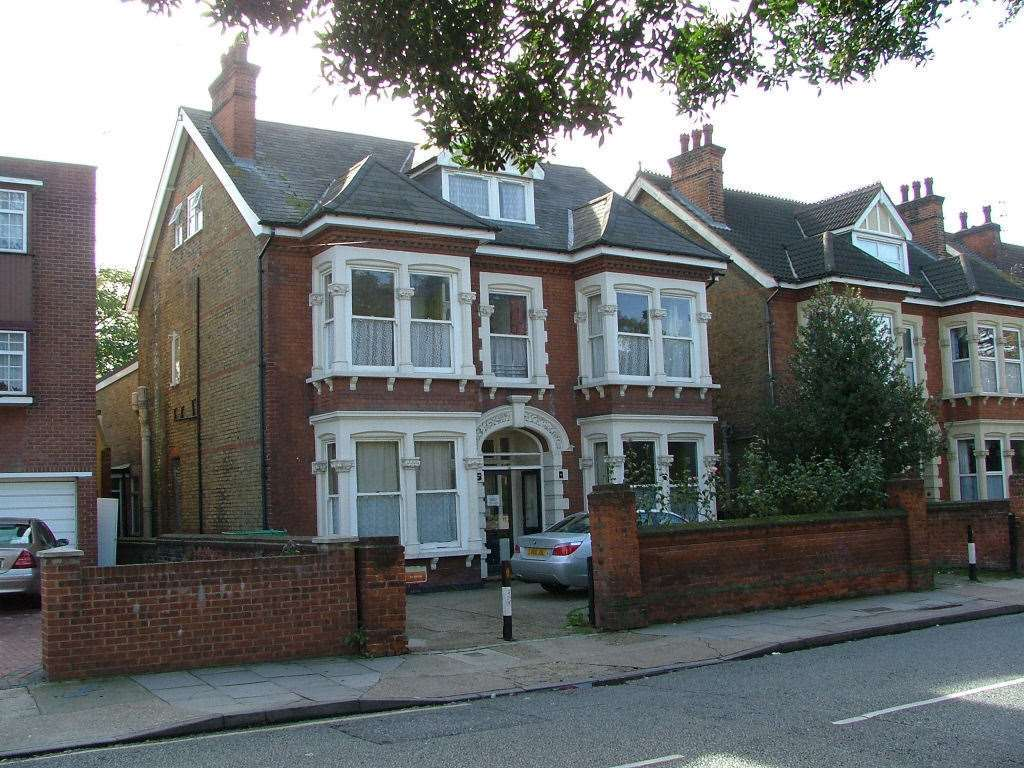 The former Church of England children's home in Pelham Road, Gravesend