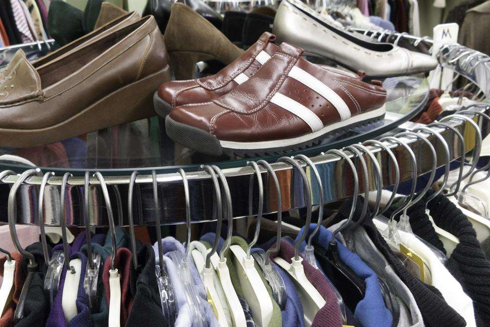 Charity shops - are there too many in Tenterden?