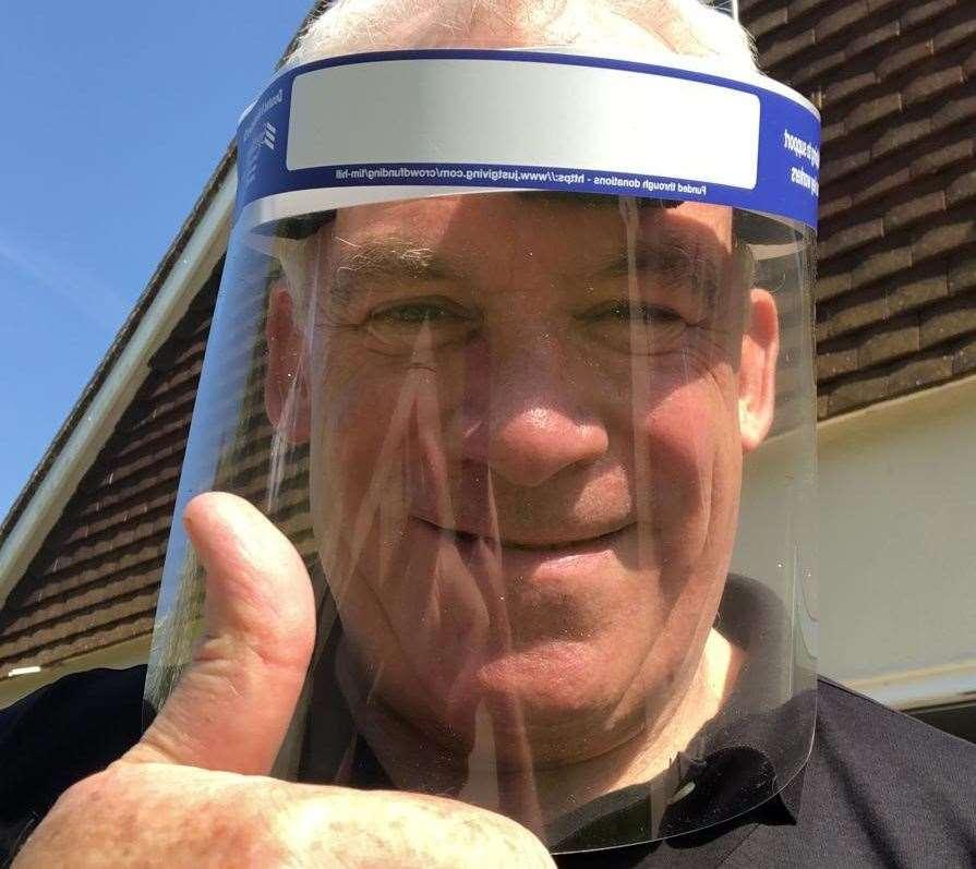 Tim Hill, le patron de Speedscreen
