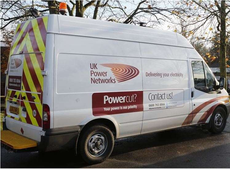 UK Power Networks. Stock pic