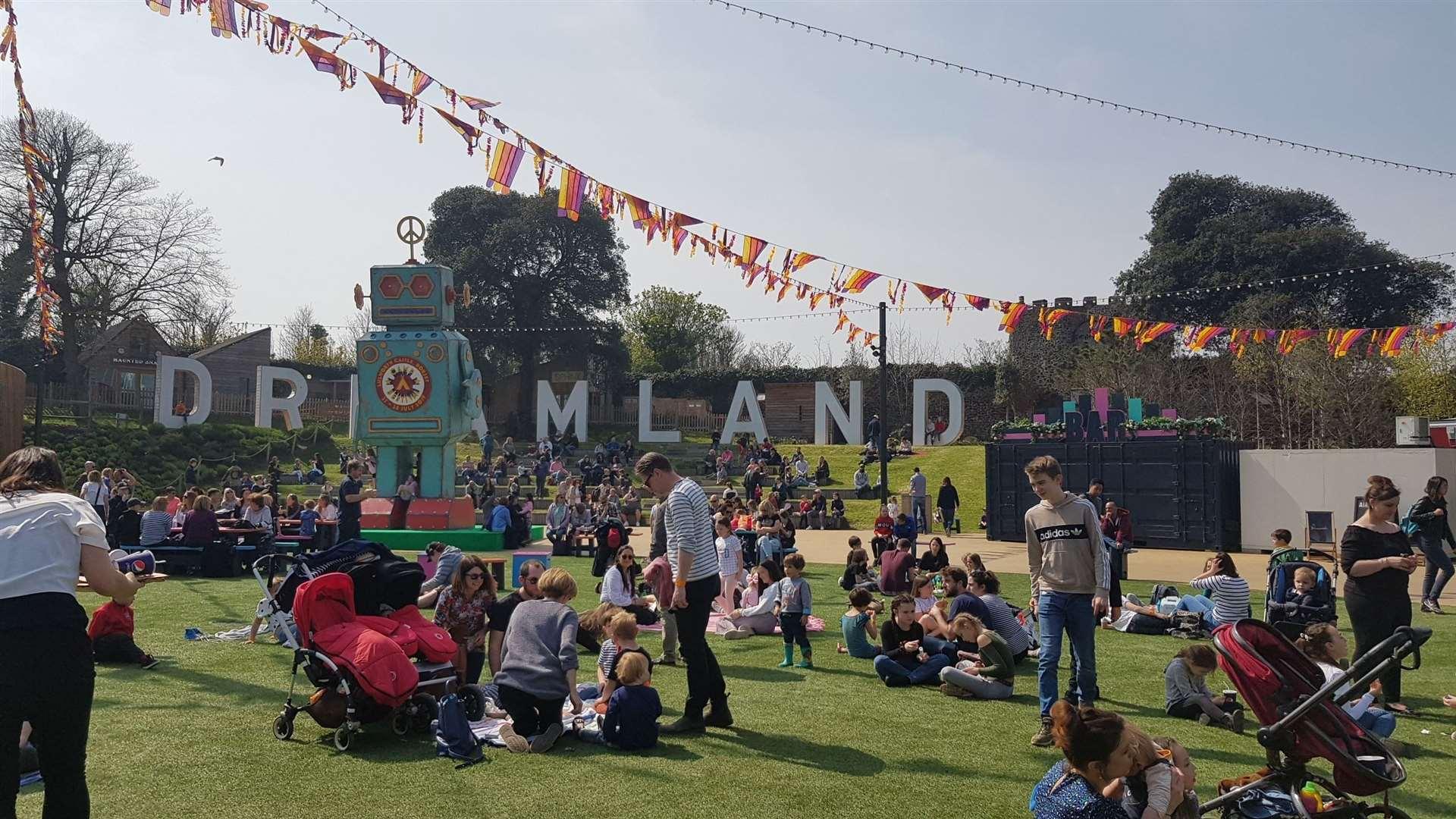 Dreamland profite de son meilleur week-end d'ouverture à ce jour (8900897)