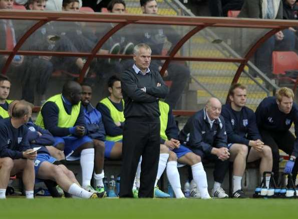 Manager Peter Taylor will have new backroom staff behind him next season