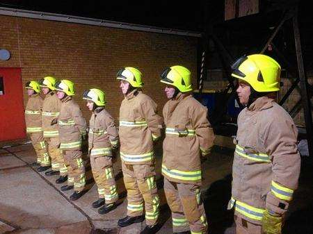 Sheppey And Sittingbourne Reporter Put Through Paces By