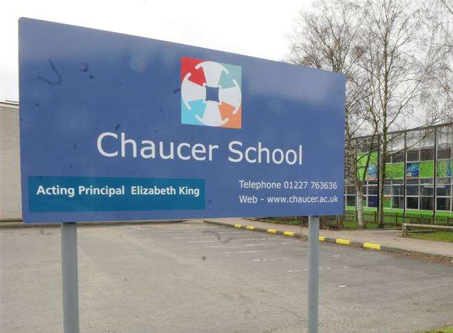 The Chaucer School in Canterbury is set for closure